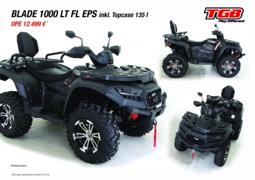 NEW! BLADE 1000 LT FL EPS