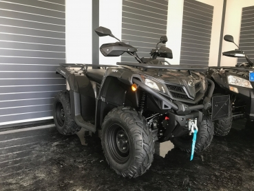 CForce 450 EFI 4x4 short ONE L7e